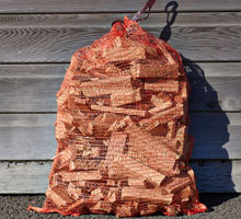 Bags of Kindling in Burneston