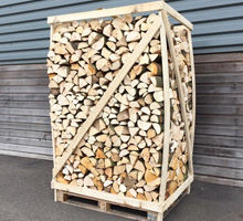 Seasoned Log Suppliers in Kinninvie, Langleydale & Copley